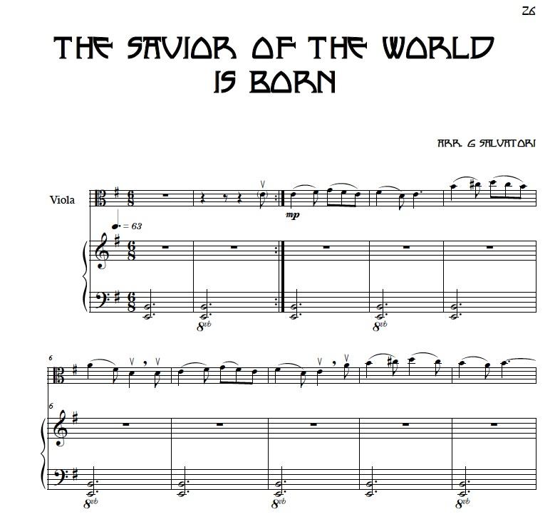 violin sheet music - viola sheet music - cello sheet music