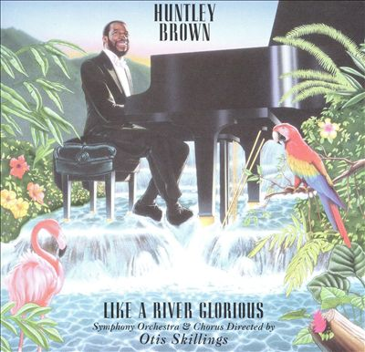 Huntley Brown: orchestra and piano